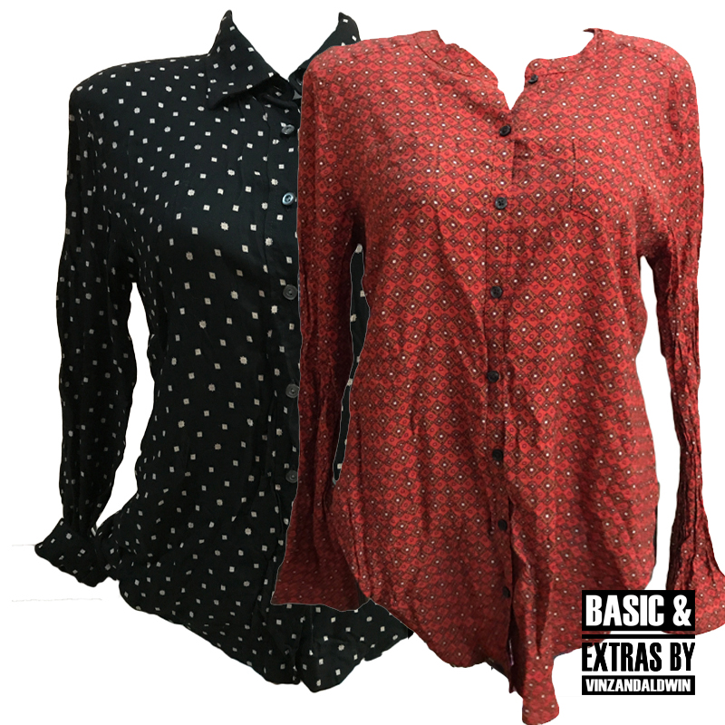 Doted Long Sleeve - Doted Long sleeve