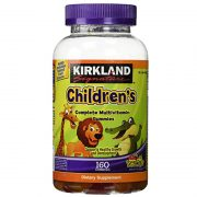 Gummybear 1 180x180 - Kirkland Signature Children's Complete Multivitamin Gummies