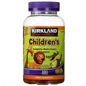 Gummybear 1 300x300 - Kirkland Signature Children's Complete Multivitamin Gummies