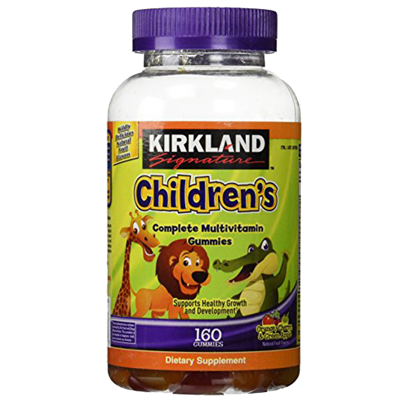 Gummybear 1 - Kirkland Signature Children's Complete Multivitamin Gummies