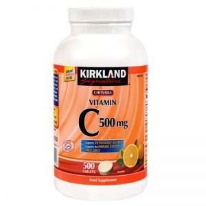 VitaminC 300x300 - Vitamin C Chewable
