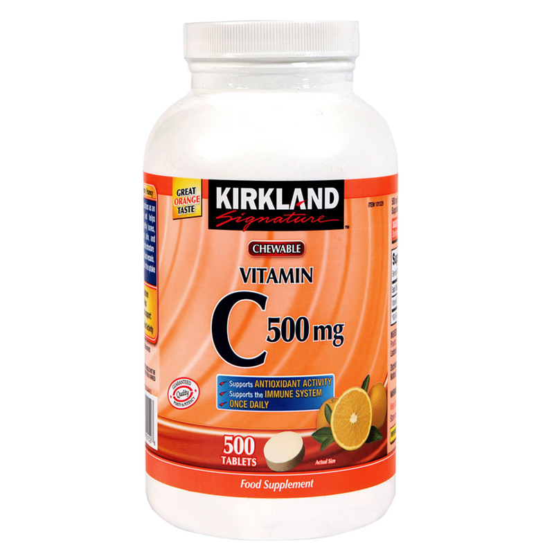 VitaminC - Vitamin C Chewable
