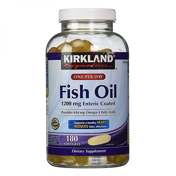 fishoil 600x600 - Fish Oil Omega-3